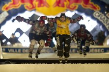 Photo credit: Andreas Schaad/Red Bull Crashed Ice