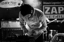 Adam Saikaley (Photo Credit: Ming Wu)