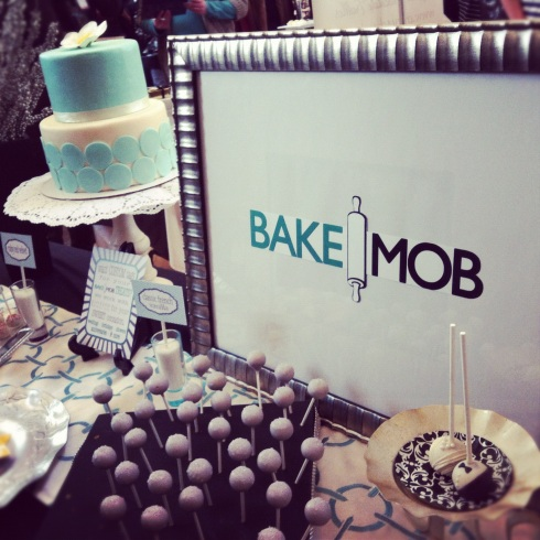 Cake pops from Bake Mob (great name!)