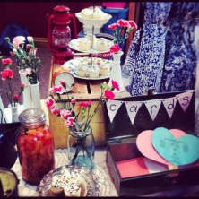 Vintage rentals from Pieces of Love