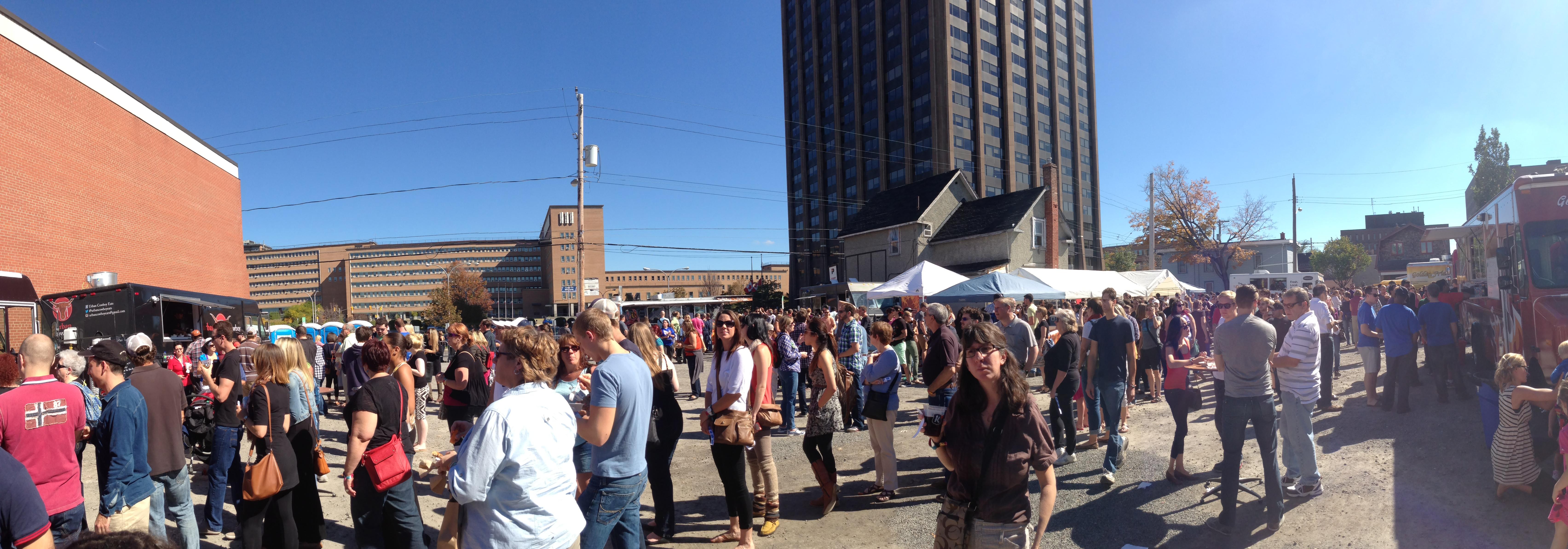 Food Truck Ottawa Festival